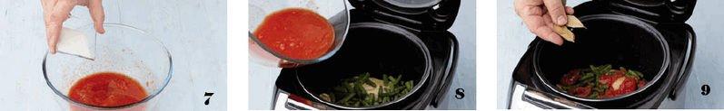 1533928758 fk1 Стручковая фасоль с курицей, чесноком и томатным соусом
