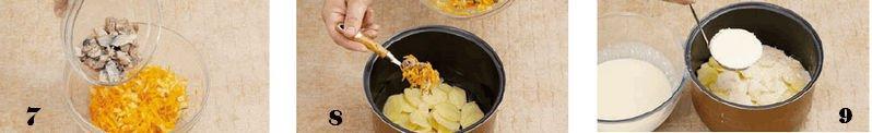 1533930549 zhks2 Жареный картофель с сельдью и луком